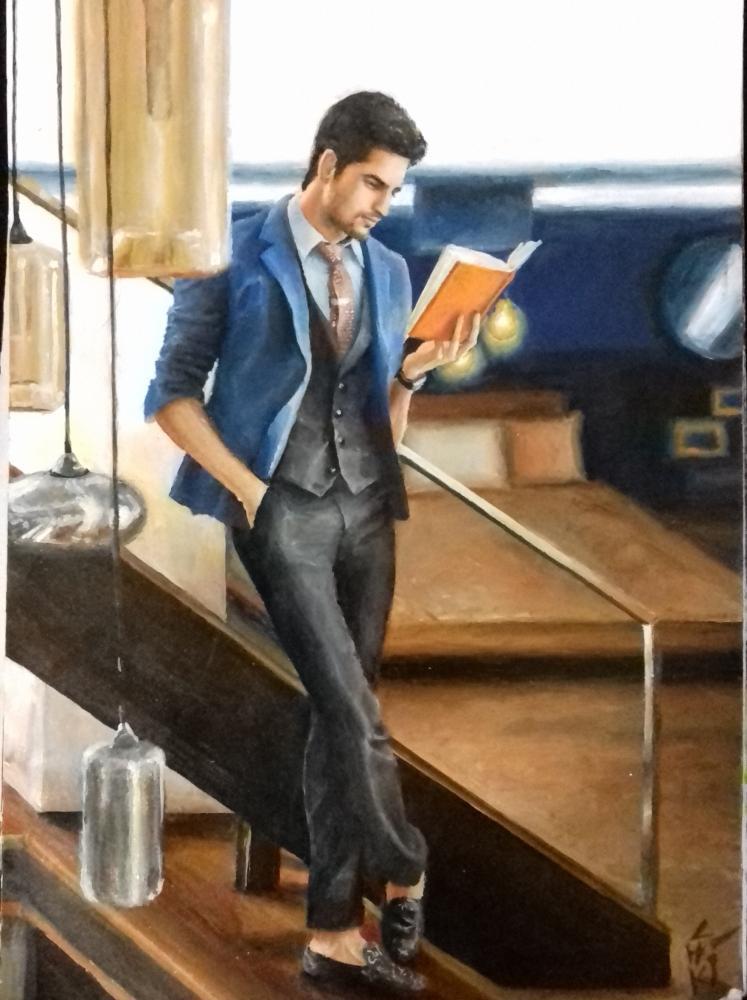 Siddharth Malhotra por Chikki